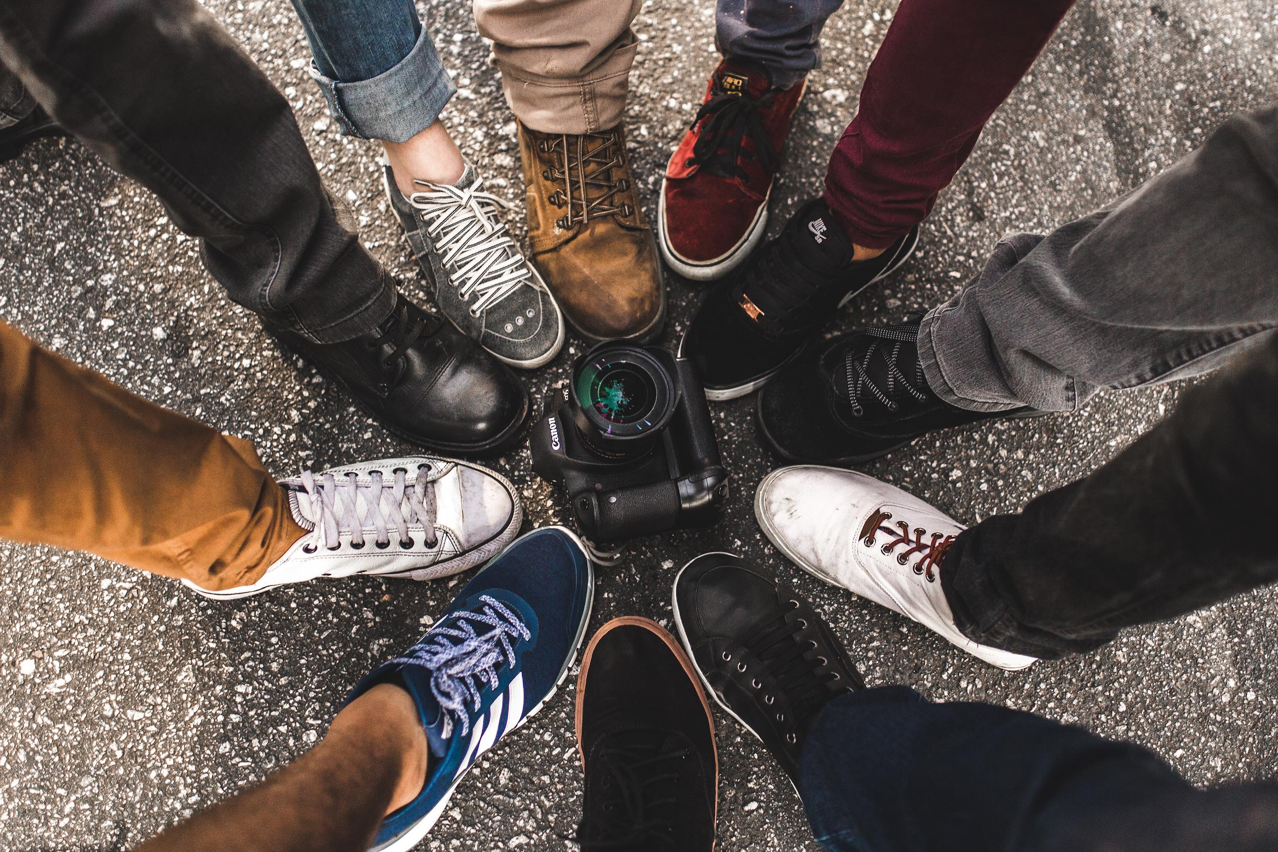 c9d07f126 Как правильно выбирать кроссовки 👞 на все случаи жизни?