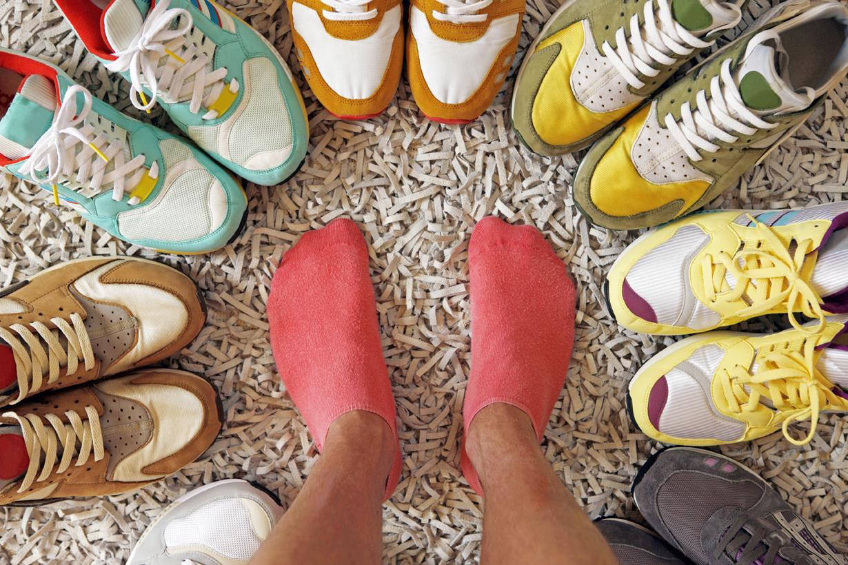 Как правильно выбирать кроссовки: семь раз примерь ‒ один купи