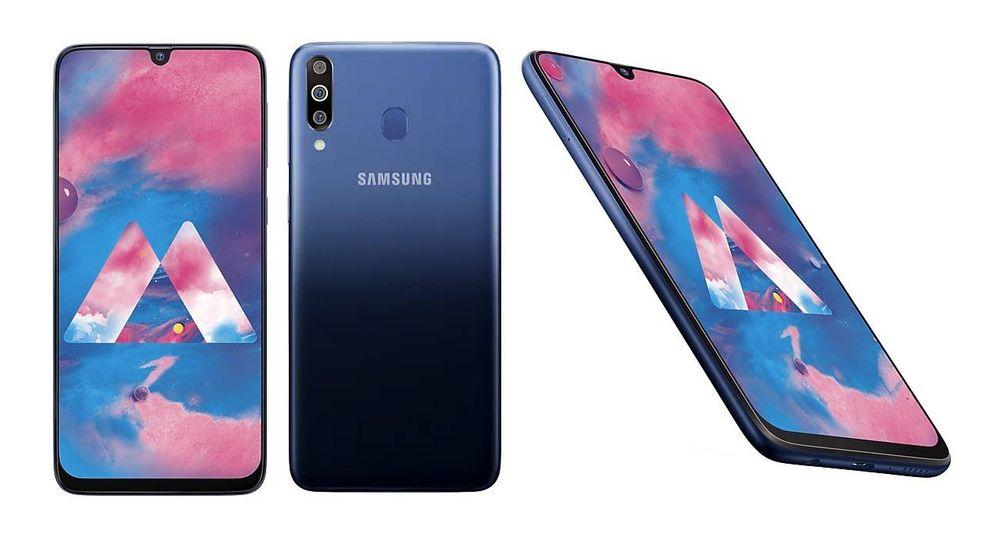 смартфон Samsung Galaxy M30s (Самсунг Галакси М30С)