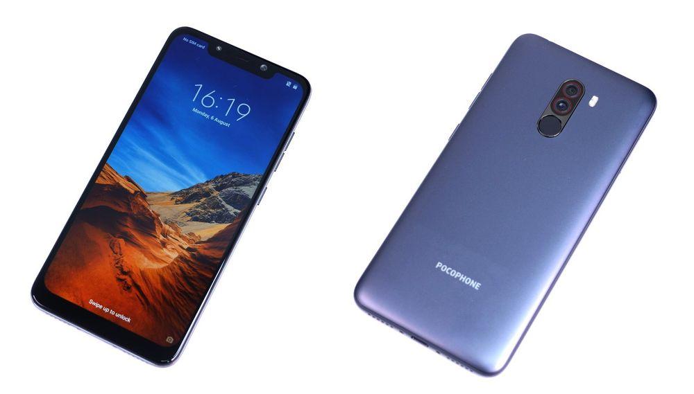 смартфон Xiaomi Pocophone F1 (Покофон Ф1)