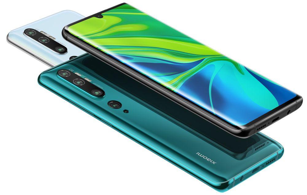 смартфон Xiaomi Mi Note 10 (Ксиоми Ми Нот 10, Сяоми Ми Нот 10, Ксиаоми Ми Нот 10)