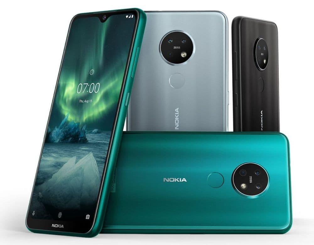 смартфон Nokia 7.2 (Нокиа 7.2)
