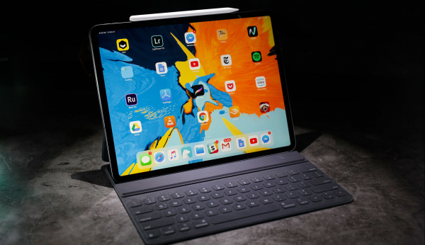 iPad Pro 2018 – микро-замена MacBook?