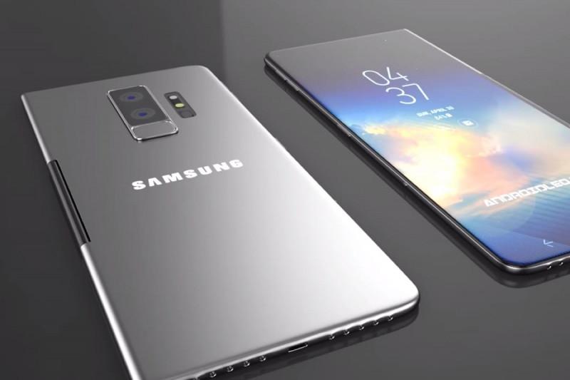 Как будет работать Galaxy X7? Смотрим на видео
