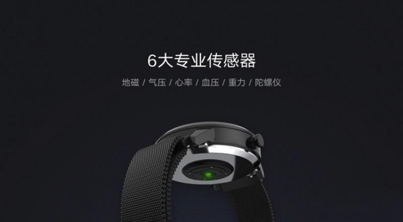 Lenovo презентувала свій новенький носимий гаджет - Watch X. Це розумнийносимийгодинник, який перевершуєаналоги по своєму розширеному функціоналу фітнес-трекера