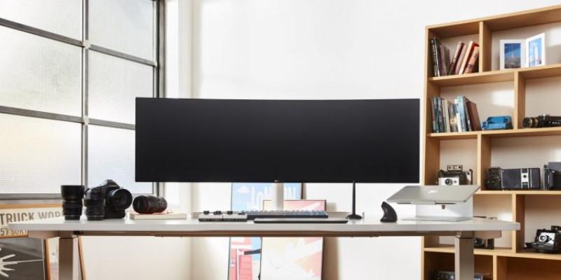 LG совсем скоро официально презентует на выставке электроники CES 2019 новейшие мониторы из линейки Ultra. Главным дебютантом станет 49-дюймовый монитор 49WL95